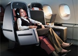 Qantas Airways International Business Class makes our list of the Top 10 Business Class Airlines
