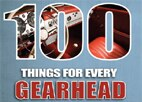 100 Things for Every Gearhead to Do Before They Die, a book by Jason Fogelson