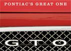 Darwin Holstrom's book, GTO: Pontiac's Great One