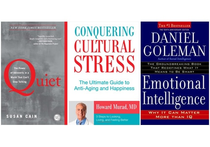 Browse through GAYOT's selection of timeless and powerful self-help books to learn how to achieve a more balanced life