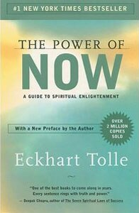 "Overcome cravings and transform human consciousness with Eckhart Tolle's bestseller, ""The Power of Now"""