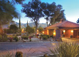 Canyon Ranch Tuscon, one of GAYOT's top detox spas in the world