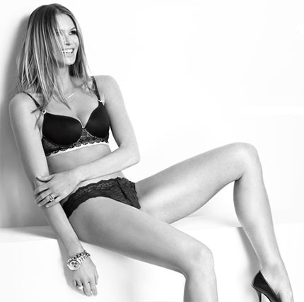 Elle Macpherson Intimates: Check out THE BODY Fit bras for the perfect fit