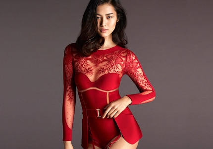 Browse through GAYOT's Top 10 Sexy Lingerie Brands to spice up your Valentine's Day celebrations