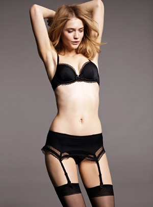 The Starlette lingerie set from the SS13 Princesse Tam.Tam collection