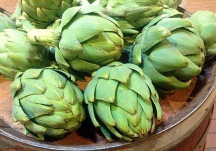 Despite its coy exterior, research suggests that every effort should be made to enjoy artichokes in full