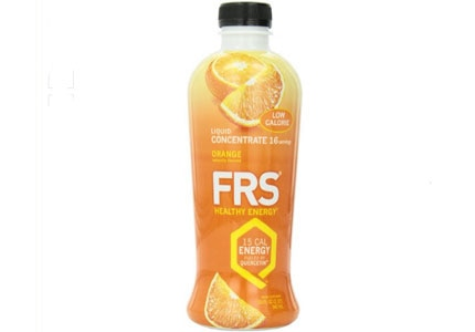FRS Healthy Energy Drinks contain quercetin, a potent antioxidant found in fruits and vegetables