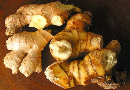 Ginger root is used in cuisines the world over for its unique flavor and medicinal properties