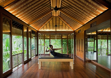 COMO Shambhala Estate is one of GAYOT's Top 10 Health Retreats in the World