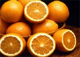 Oranges, along with other citrus fruits, are an excellent source of Vitamin C - one of our Top 10 Immune System Boosters