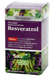 Find natural health supplements like resveratrol on GAYOT's list of the Top 10 Immune System Boosters