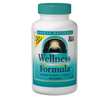 Wellness Formula, an all-natural immune system booster