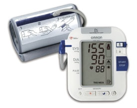 Omron Healthcare Ultra Premium Blood Pressure Monitor