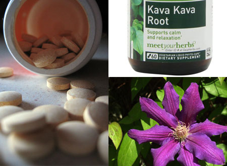 Stress busters: vitamins, calming kava kava root and the potent passionflower