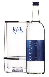 Blue Keld Waters is a luxury water brand from England