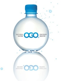 Ogo Oxygenwater is sourced from The Netherlands