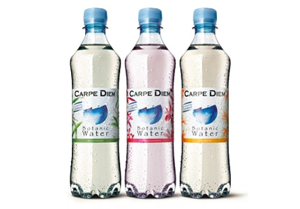 Carpe Diem Botanic Water offers health benefits and an exciting taste