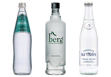 GAYOT's Top 10 Bottled Waters originate from some of the purest sources around the world