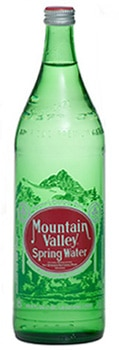 Mountain Valley Spring Water was the preferred bottled water for a number of famous American icons, including Paul Newman, Babe Ruth and Muhammad Ali