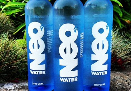 NEO Super Water, one of GAYOT's Enhanced Waters