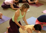 Yoga retreats at the Himalayan Institute in Honesdale, Pennsylvania