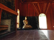 The New Age Health Spa in Sullivan County, NY offers daily Hatha yoga classes