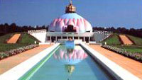 Satchitananda Ashram is located in the rolling Virginia countryside