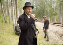 Sam Shepard in The Assassination of Jesse James by the Coward Robert Ford