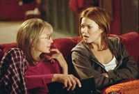 "Diane Keaton and Mandy Moore in ""Because I Said So"""