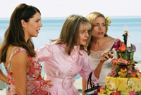 "Lauren Graham, Diane Keaton and Piper Perabo in ""Because I Said So"""