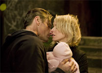 Viggo Mortensen and Naomi Watts in Eastern Promises