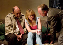 John Ashton, Amy Ryan and Ed Harris in Gone Baby Gone