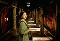"Ivana Baquero as Ofelia in ""Pan's Labyrinth"""