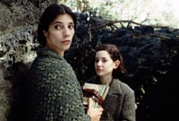 "Ariadna Gil and Ivana Baquero in ""Pan's Labyrinth"""