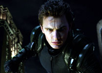 James Franco in Spider-Man 3