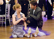 Katherine Heigl and James Marsden in 27 Dresses