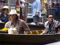 Nicolas Cage and Charlie Yeung in Bangkok Dangerous