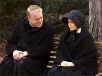 Philip Seymour Hoffman and Amy Adams in Doubt