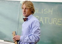 "Owen Wilson in ""Drillbit Taylor"""