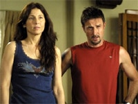 Catherine Keener and David Arquette in Hamlet 2