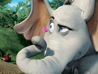 Horton, voiced by Jim Carrey