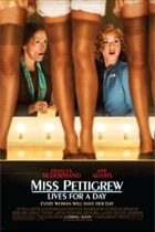 """Miss Pettigrew Lives for a Day"" movie poster"
