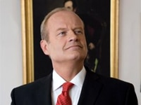Kelsey Grammer in Swing Vote