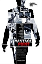 """Vantage Point"" movie poster"