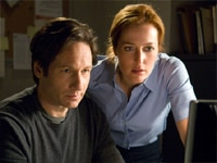 "David Duchovny and Gillian Anderson in ""The X-Files: I Want to Believe"""