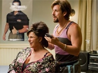 "Lainie Kazan and Adam Sandler in ""You Don't Mess With The Zohan"""