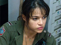 Michelle Rodriguez in Avatar