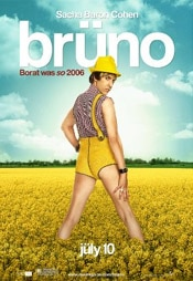 brüno movie poster