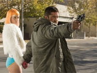 Amber Valetta, Gerard Butler in Gamer