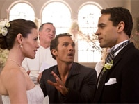 Jennifer Garner, Matthew McConaughey and Daniel Sunjata in Ghosts of Girlfriends Past